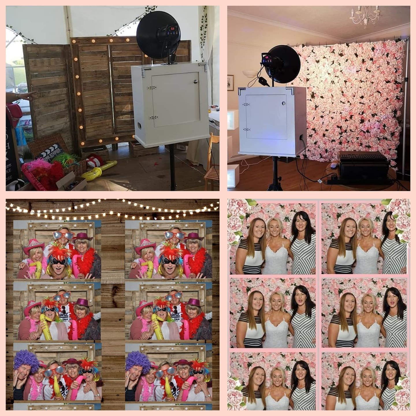 Open Photobooths