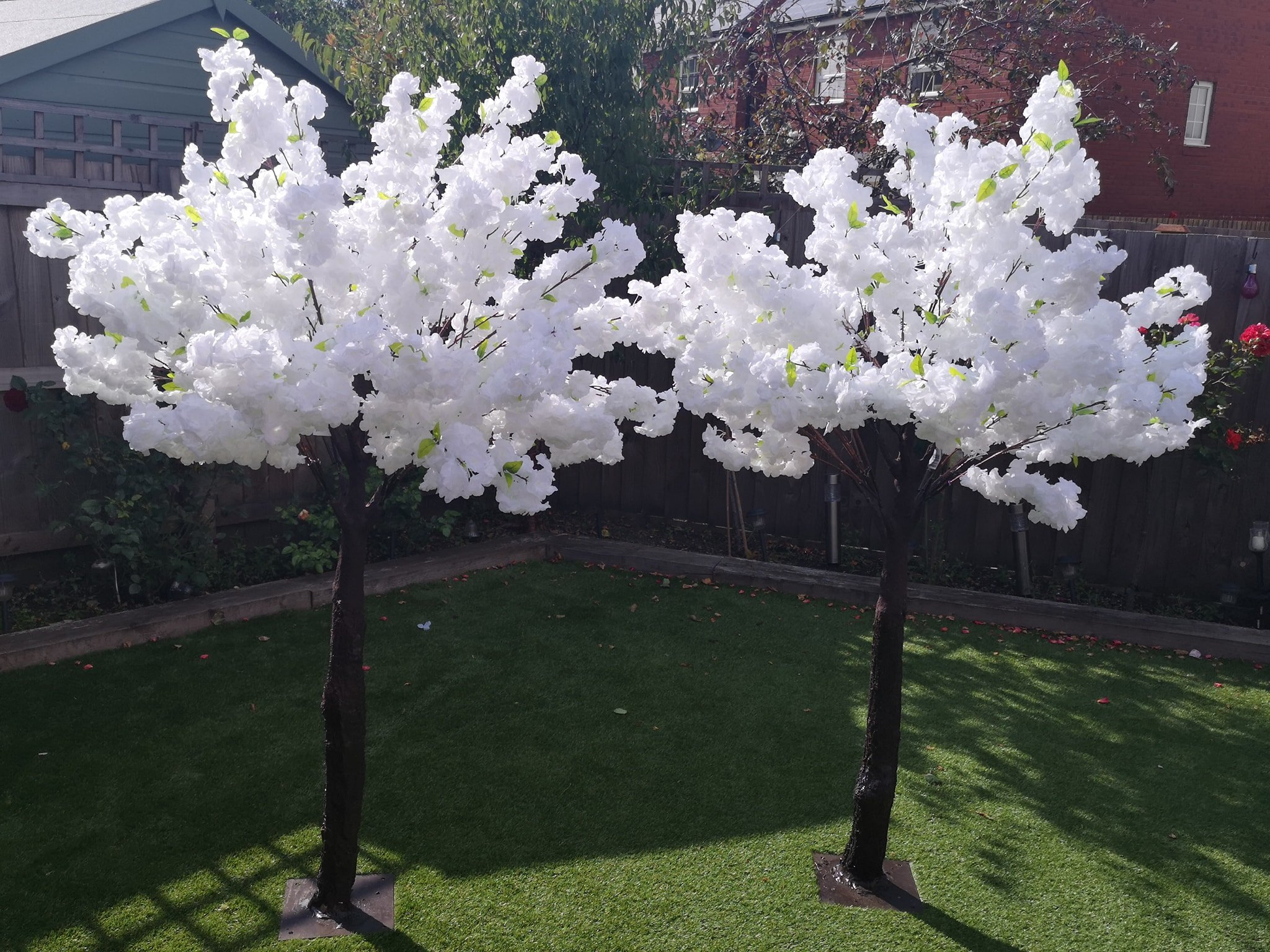 6ft Blossom Trees